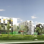 Mathieu Godard Architectures - 570 logements